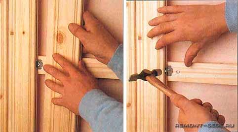 Вагонка обшивка стен своими руками фото