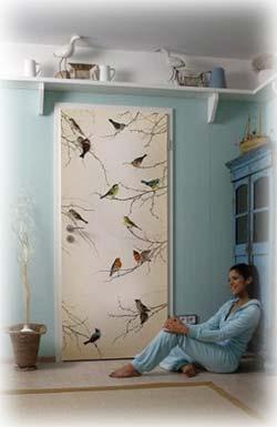decor vinilovye naklejki na dveri